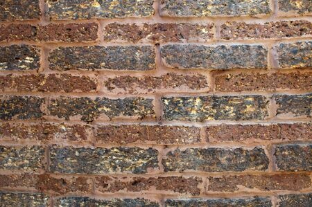 fortified wall: texture of stone wall for background