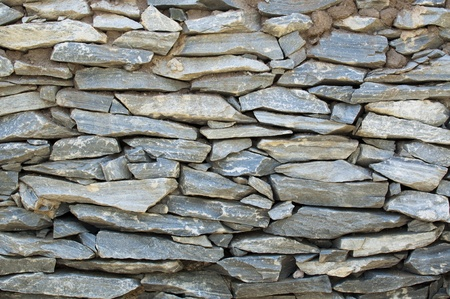 texture of stone wall for background Stock Photo - 12403636