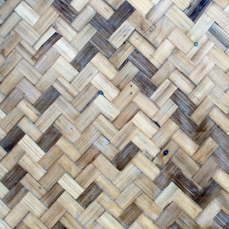 wicker work: basketry handmade natural asian background