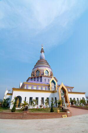 Wat Chedi Kaew Thaton, Chiang Mai