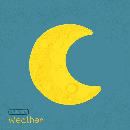 Weather Icon , eps10 vector format Vector