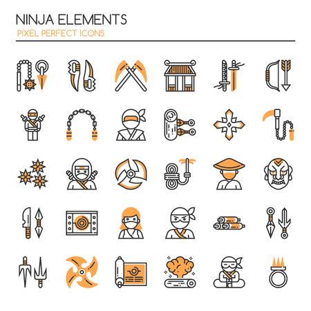 Ninja Elements.