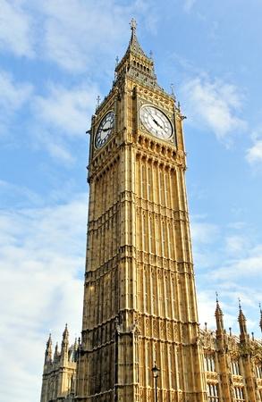 Big Ben et le Palais de Westminster Banque d'images - 13096926