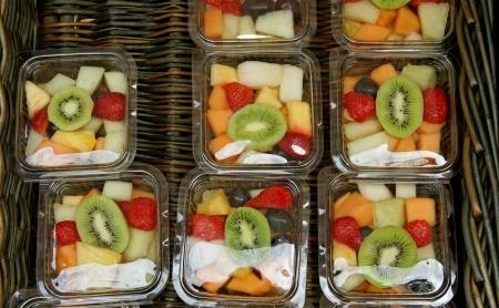 covent garden market: Assorti of fruit in Covent Garden market.