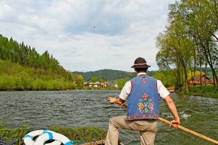 Water tourism industry in Slovakia  Reklamní fotografie