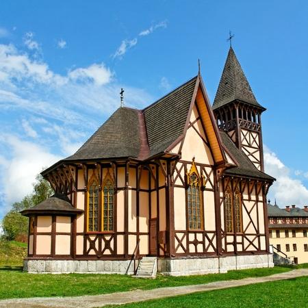 stary: The church in Slovakia, Stary Smokovec