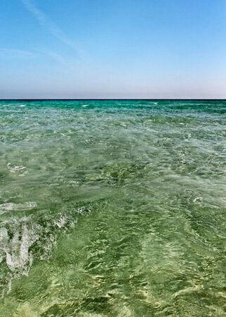 golfo: Golfo aranci in Sardinia, Italy. Stock Photo
