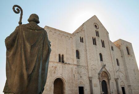 Basilica of Saint Nicholas is a church in Bari.