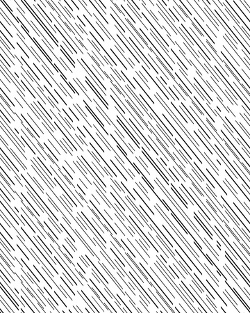 Sloping dashed lines, seamless pattern background Illustration