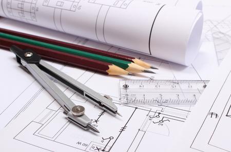 Großzügig Zeichnen Von Drahtkonstruktionen Bilder - Elektrische ...