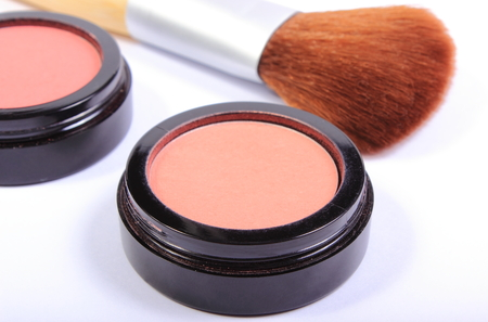 ladylike: Professional brush for makeup and cosmetics for woman, womanly cosmetics accessories