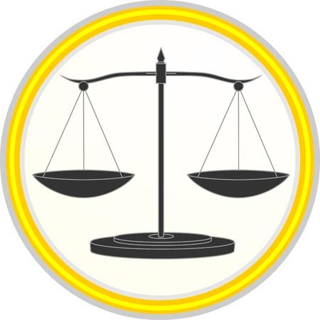 proper: Equilibrio di segnale circolare al centro  Vettoriali