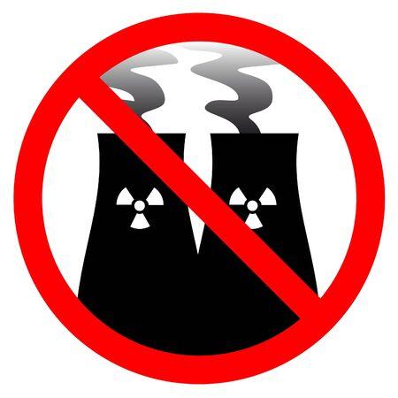 plutonium: Banning nuclear signal  Illustration
