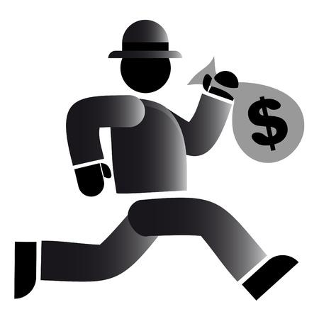 millonario: Con una bolsa de dinero