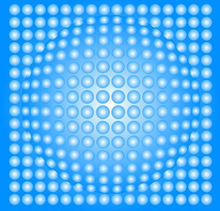 Fondo abstracto azul Foto de archivo - 9554869