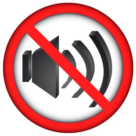 are sound: no hay sonido