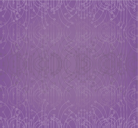 Design lila traditionelle Stoff Textur  Illustration