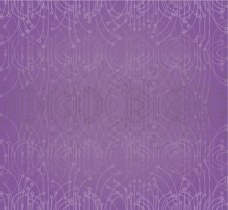 Design purple traditional fabric texture Stock Vector - 9553491