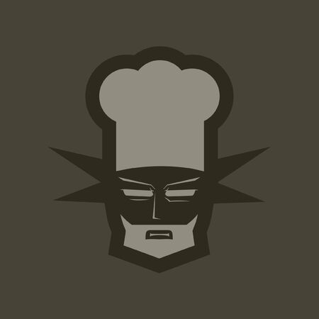 Symbol of professional caterers Vector