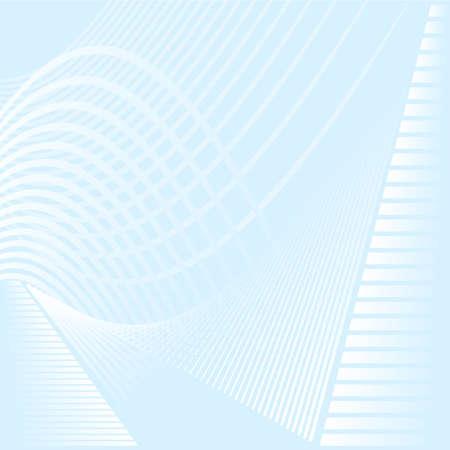 Stylish blue design Vector