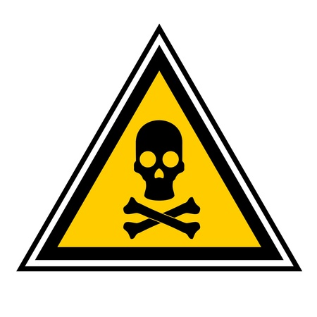 Danger sign Stock Photo - 10329527