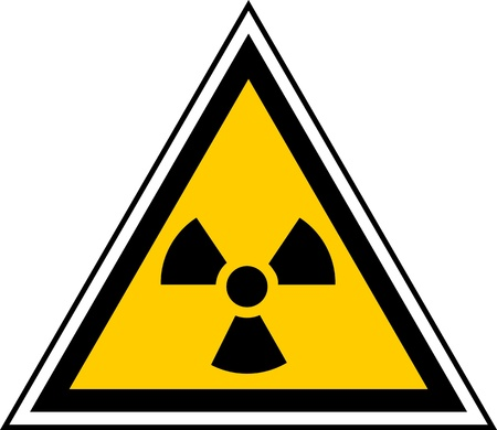 bacteriological: Radiative zone sign indicating