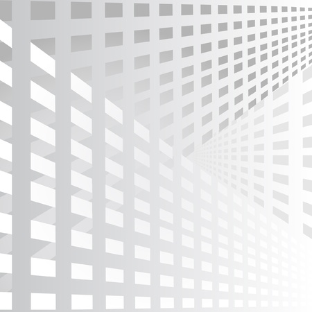 Metallic-Design Hintergrund grau