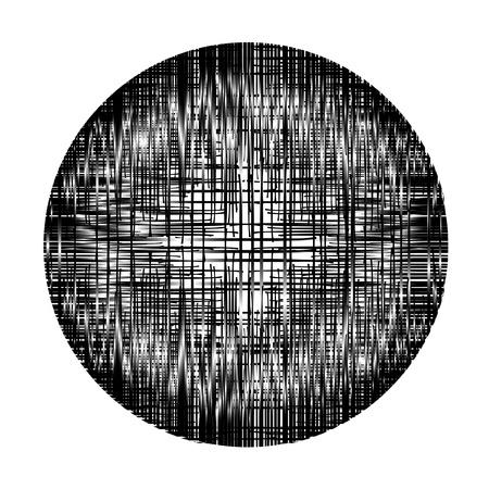 quadrant: Abstract circular design background