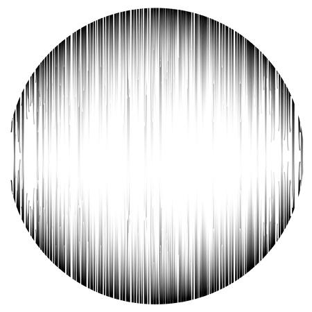 circumference: Abstract circle design