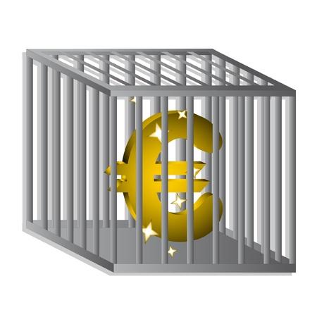 locked: Euro locked