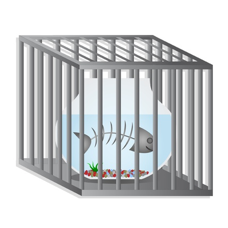 Abandoned animal Stock Vector - 10283594