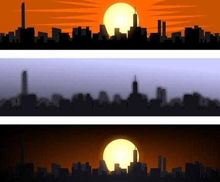 urbanized: Three designs of cities