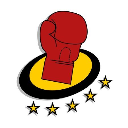 Boxing emblem