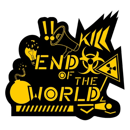the end of the world: End of the world Illustration