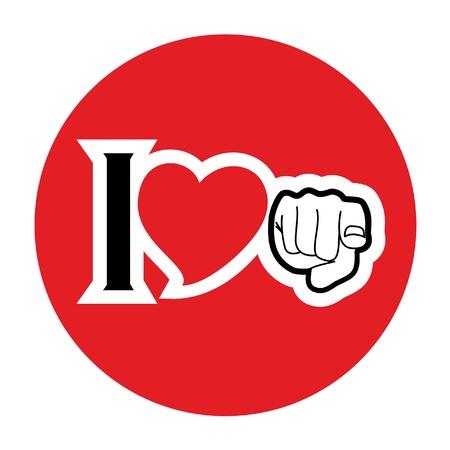 point i: I love you