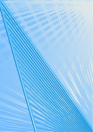 footer: Blue background with elegant design