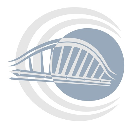 arpa: Dise�o creativo del moderno puente urbano