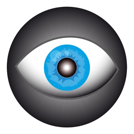 Oeil cercle Creative