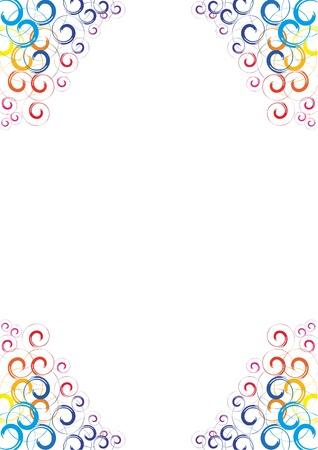 framed: Color frame design