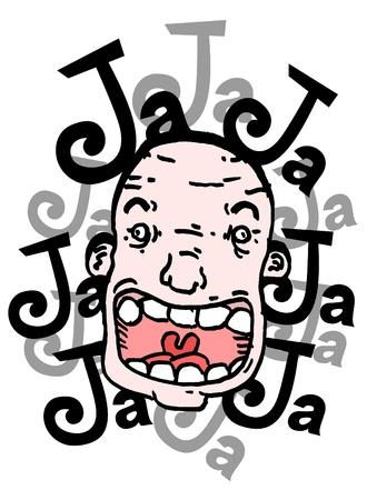 agape: Happy face