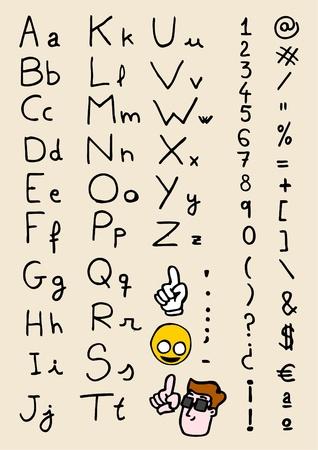 Typography design Vector
