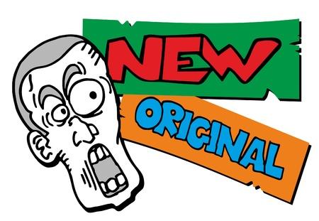 agape: New original face draw Illustration