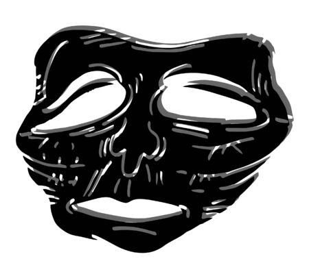 to interpret: Theatrical mask design