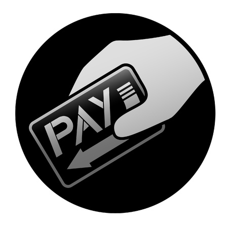Pay card icon