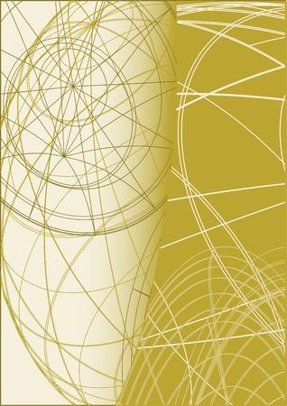 Creative design of encyclopedia modern wallpaper Stock Vector - 11823017