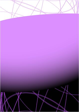 a4 background: Creative design of purple background Illustration