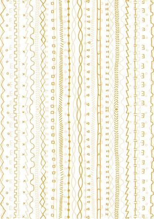 Creative design of style line wallpaper Stock Vector - 11823028