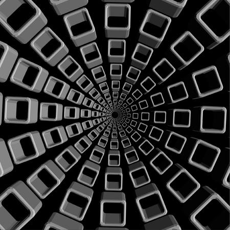 Creative design of ficticial universe Vector