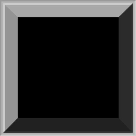 Design of realistic vector frame Stock Vector - 11822673