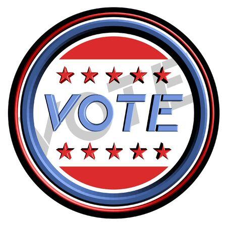 Vote icon Stock Vector - 11956057